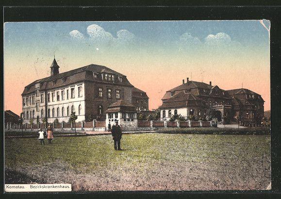 Nemocnice 1920