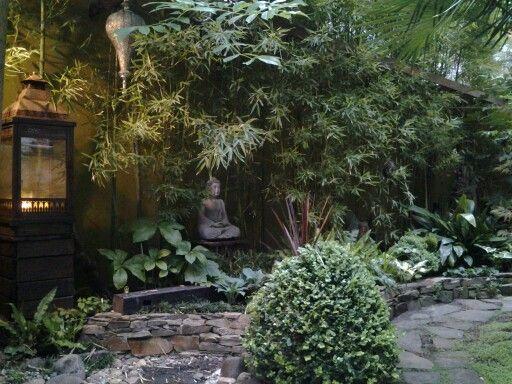 16 best shady backyard - schattiger hinterhof images on Pinterest