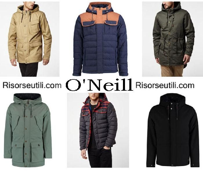 Jackets O'Neill fall winter 2016 2017 menswear
