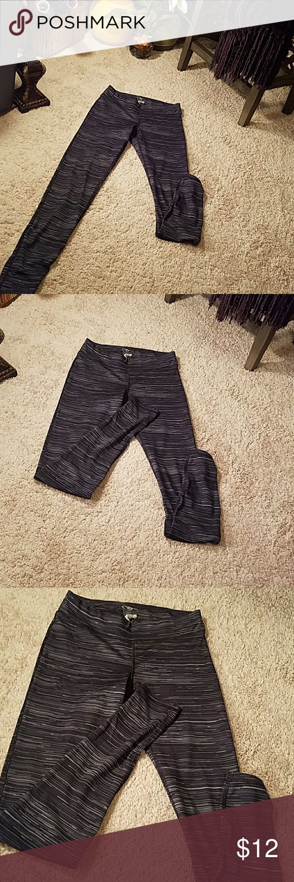 Champion Duo Dry XS/TP.  Gray/ Black athletic pant Champion Duo Dry XS/TP.  Gray and Black . In great condition. Champion  Pants