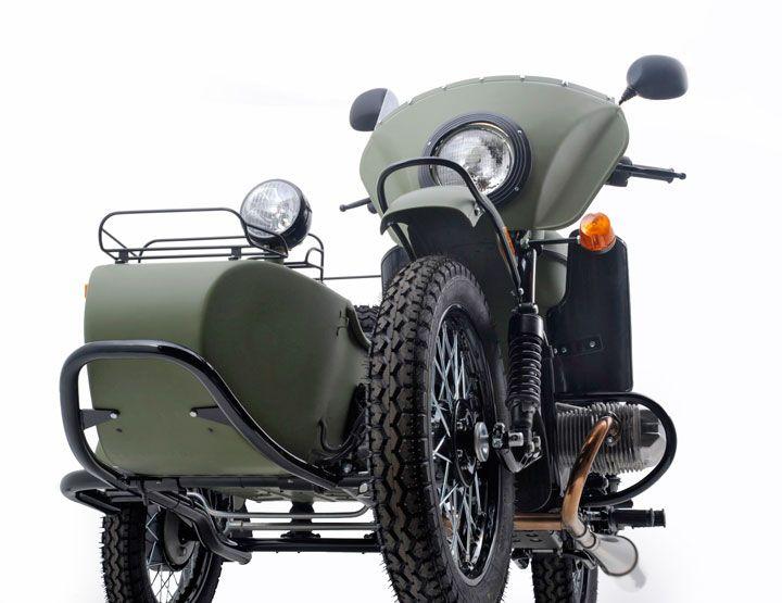 поучительна тайга мотоцикл фото четырьмя