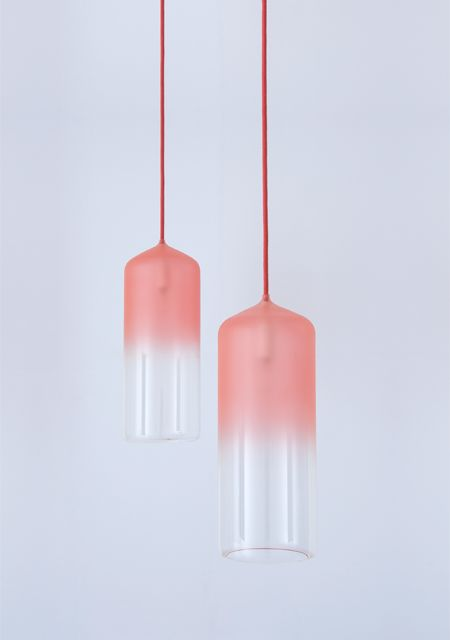 Get bulbs your new pendants will love! Energy efficient, long-lasting LED bulbs by Euri Lighting. Get them now at www.eurilighting.com | Gradient Lamp - Studio WM.
