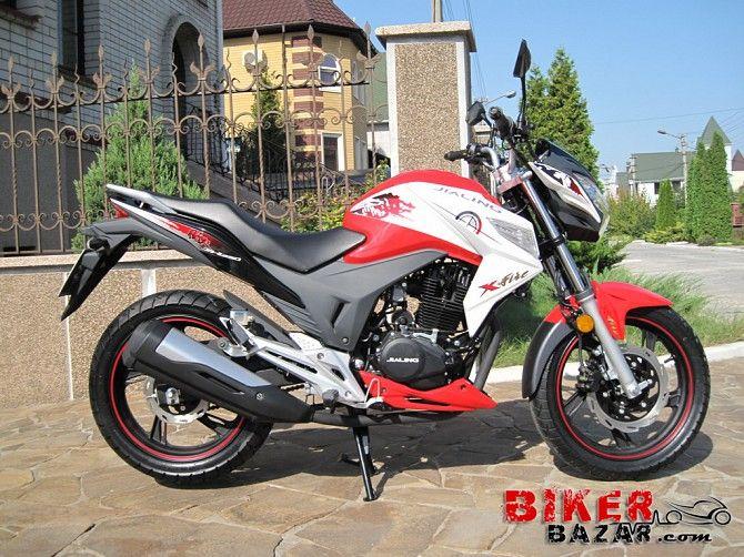 продам Jialing JH250 - Днепропетровск на BikerBazar.com