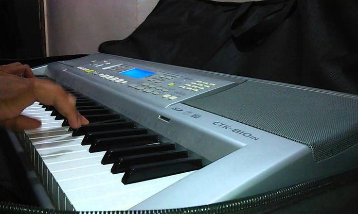 Chand Tare Phool Shabnam | Tum Se Acha Kon Hai | Full Piano Keyboard Tut...