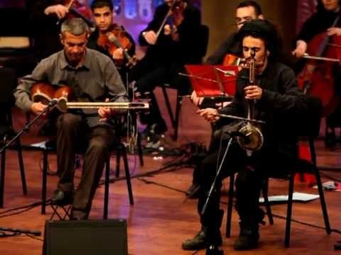 Peretz & Mark Eliyahu with Andalus Mediterranean Orchestra @ TLV Museum