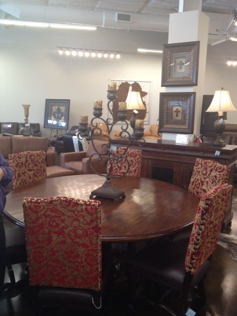 Dining Table Hill Country Style   Leather Creations Austin