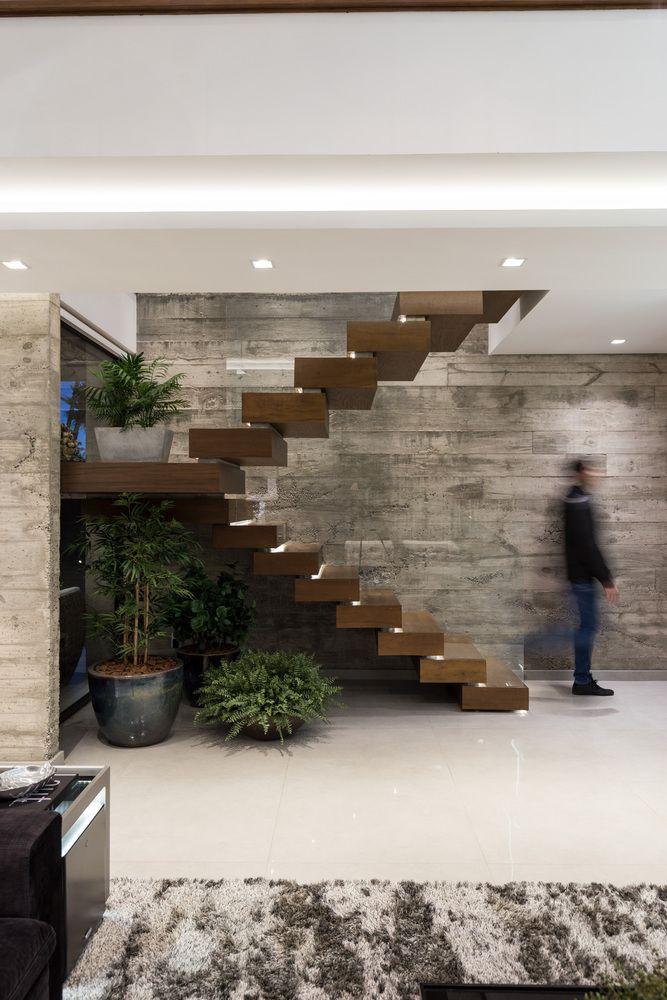 Gallery Of An House Studio Bloco Arquitetura 2 House Design