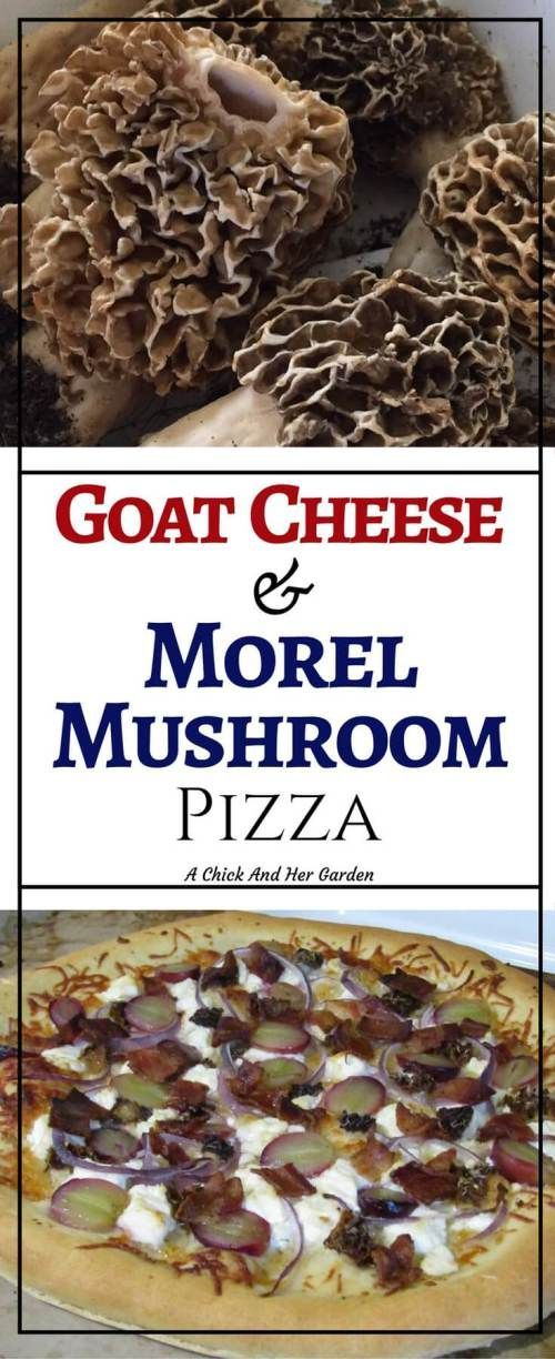 7 best pizza food photography images on pinterest for Morel mushroom recipes food network