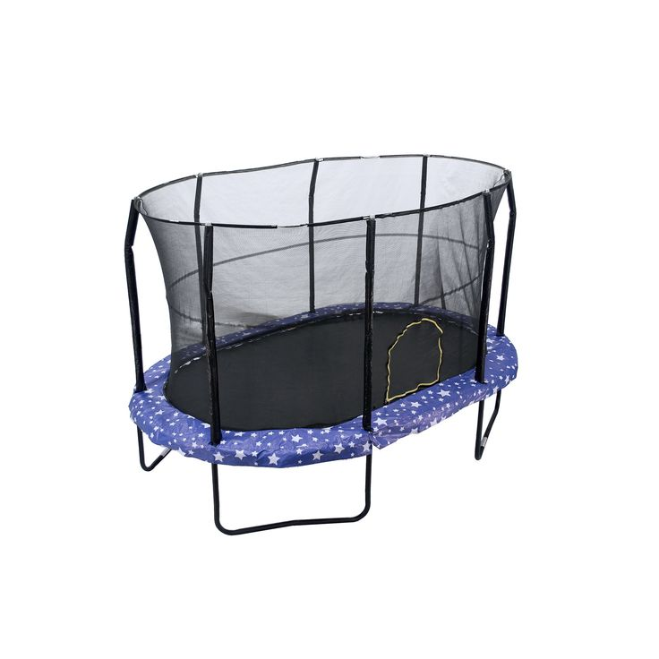 Jumpking American Star 9' x 14' Trampoline Enclosure Combo