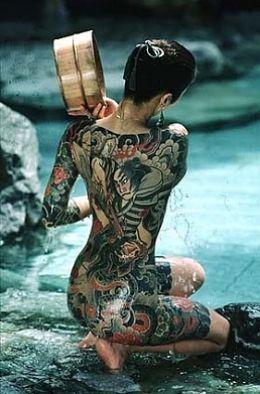 Body Suit Tattoos