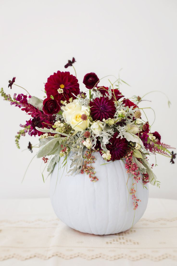 366 best Fall Weddings images on Pinterest | Fall wedding, Painted ...