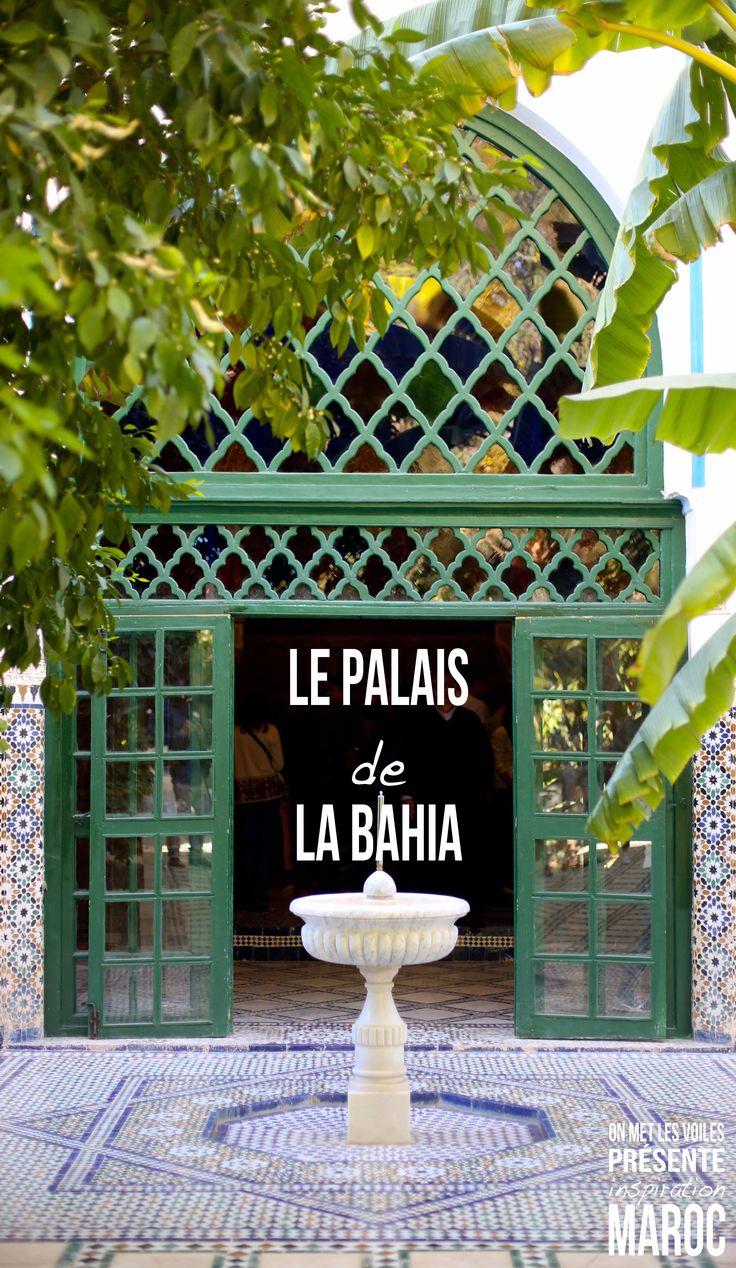 La magnifique Palais de la Bahia, plus d'infos sur le Blog ;)