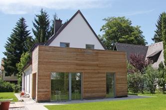 11 best haus anbau images on pinterest building. Black Bedroom Furniture Sets. Home Design Ideas