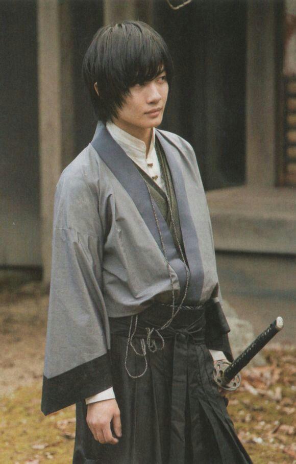 """""""Rurouni Kenshin: Kyoto Inferno"""" - Ryûnosuke Kamiki as Sojiro Seta"""