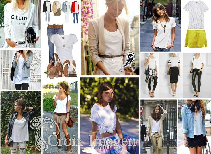 Tendencias SS 2015 - Manual de uso de la remera blanca