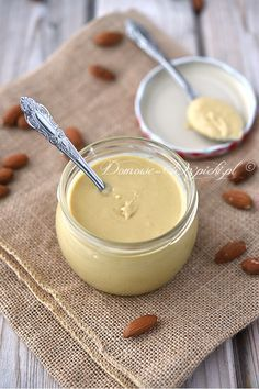 Masło migdałowe