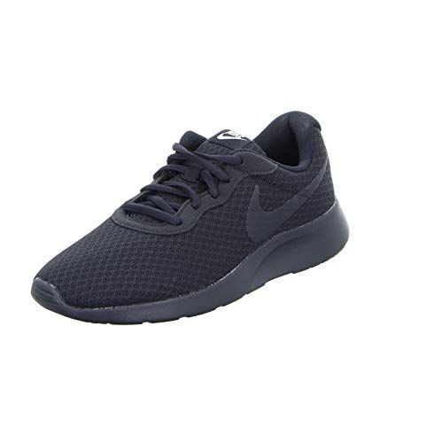 be63c639f3b NIKE Womens Tanjun Shoe BlackBlackWhite Size 85 M US >>> Check out the  image by visiting the link. (This is an affiliate link)