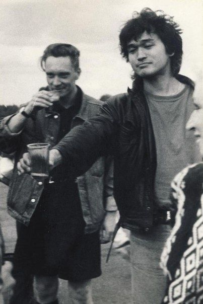 Viktor Tsoi (1990)