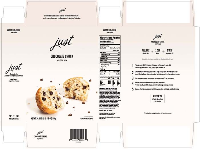 Hampton Creek Issues Voluntary Recall of Mixes Containing Native Forest Coconut Milk Powder Because of Possible Health Risk
