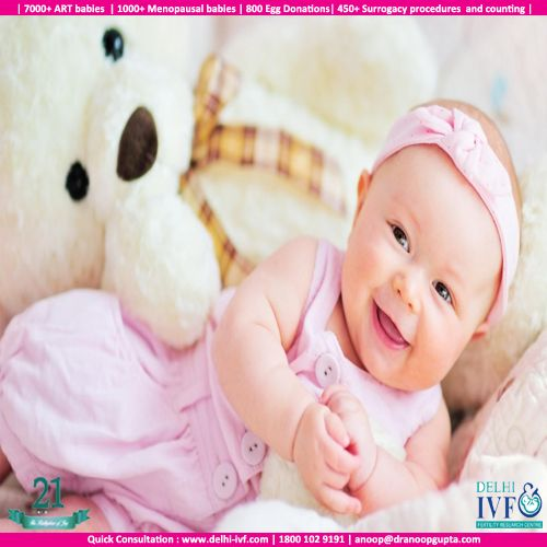 A baby has a special way of adding joy in every single day !!! Reach out to the experts at http://delhi-ivf.com/team.html #baby #ivf #ivfindia #delhiivf #smiles #parents #bliss