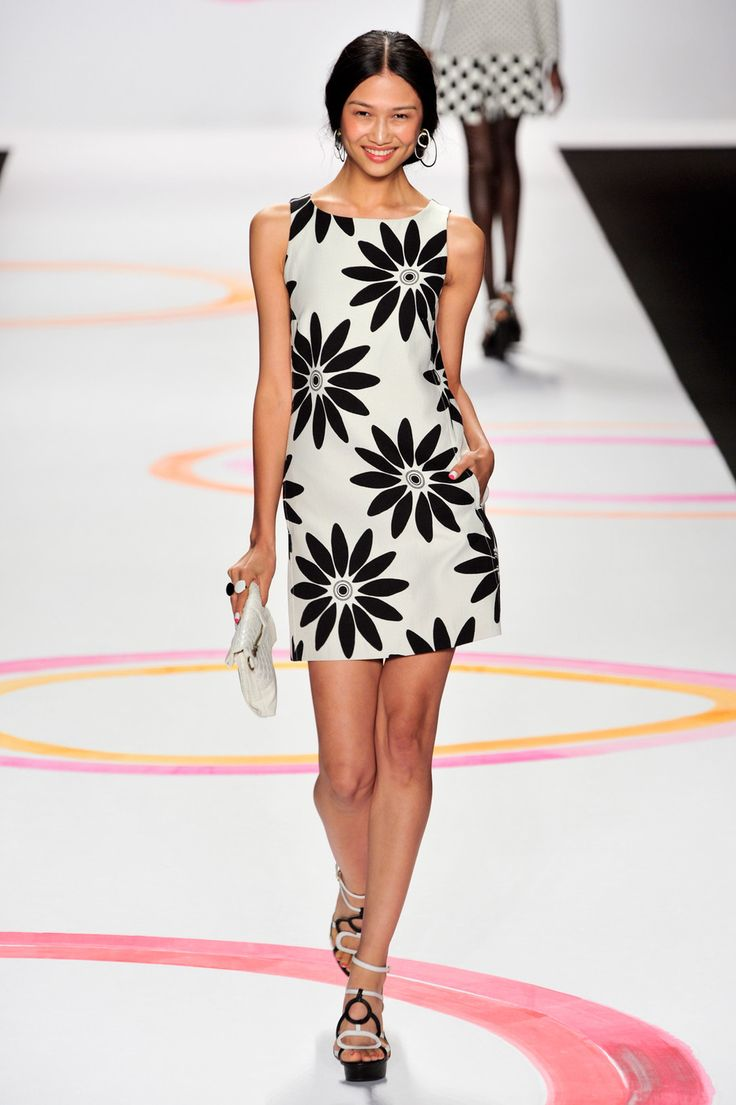 Desigual at New York Fashion Week Spring 2014