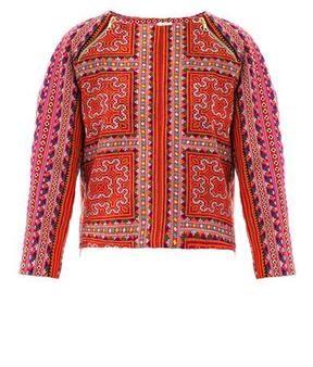 Thu Thu Sapa embroidered sweater on shopstyle.com