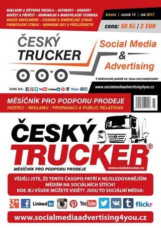 Český Trucker - březen 2017