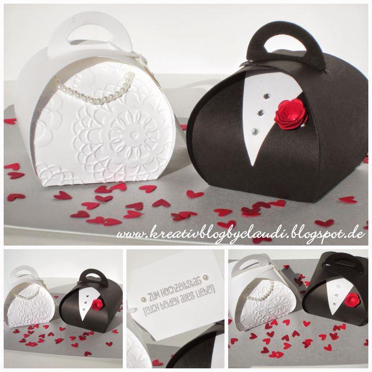 . Kreativ Blog by Claudi: Für das Brautpaar