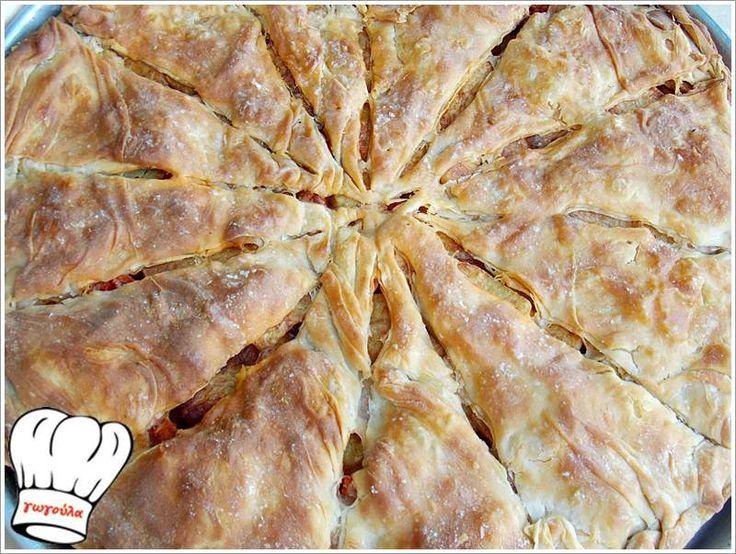 ΦΑΝΤΑΣΤΙΚΕΣ ΖΑΜΠΟΝΟΚΑΣΕΡΟΠΙΤΕΣ ΑΤΟΜΙΚΕΣ!!!   Νόστιμες Συνταγές της Γωγώς