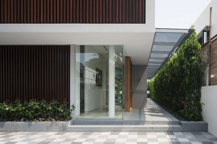 Wind Vault House » Wallflower Architecture + Design | Award winning Singapore architects