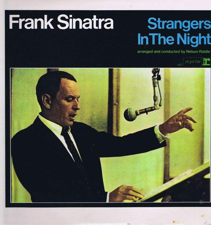 Frank Sinatra – Strangers In The Night – LP Vinyl Record