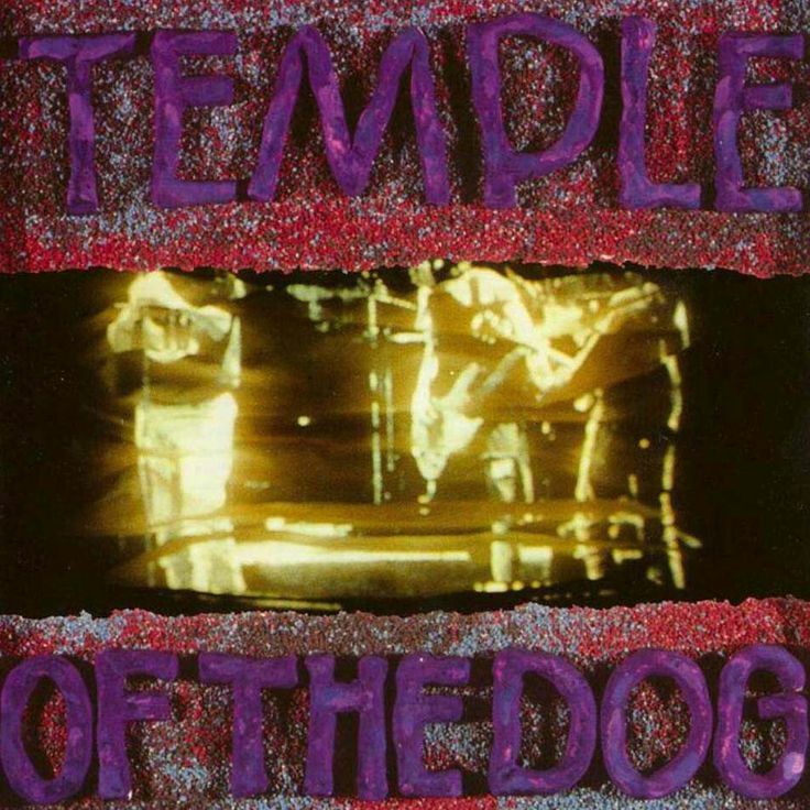 Temple of The Dog-Temple of The Dog-1991