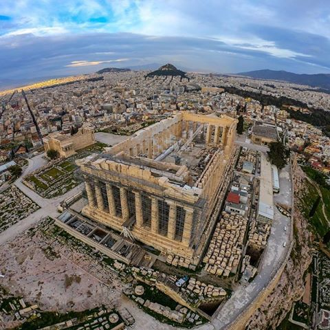 #athens #karmadrone #goprophotography #gopro #drone #Greece #acropolis