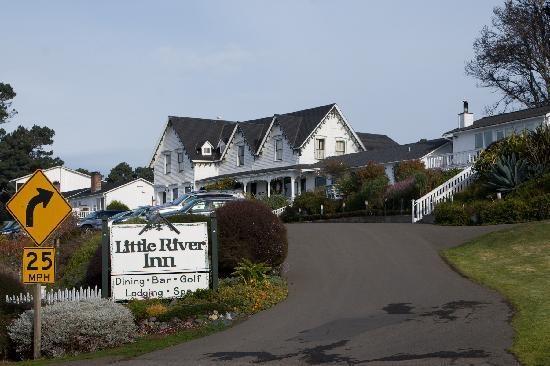 Little River Inn, Mendocino Coast, photo courtesy of Trip Advisor.