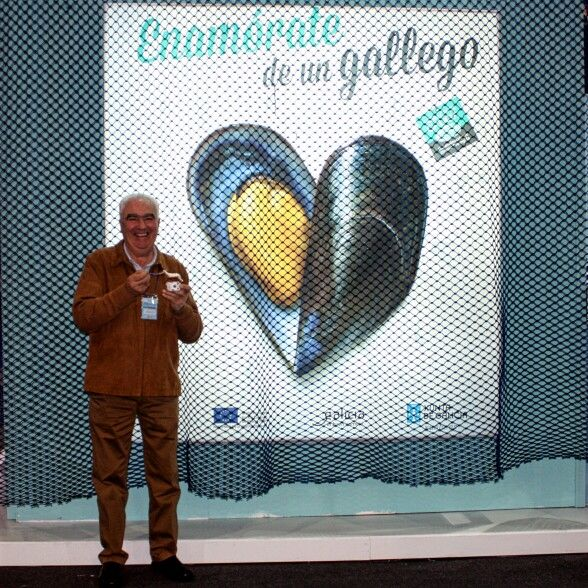 Jose María Calo, presidente de la Cooperativa Agraria Provincial da Coruña