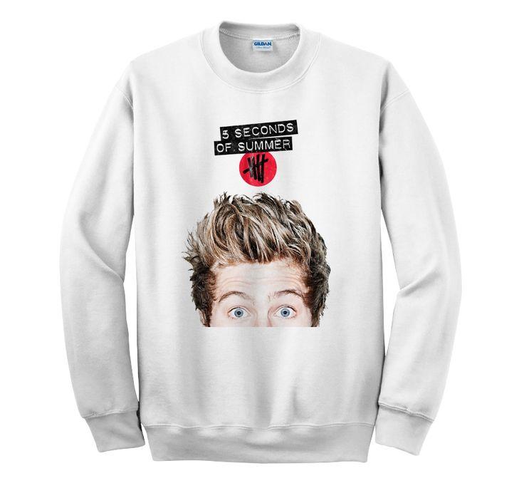 5SOS Luke Hemmings Head 5 Seconds Of Summer – Sweater