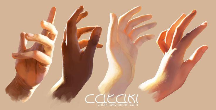 Hands, Vicky Danko on ArtStation at https://www.artstation.com/artwork/xq1AX