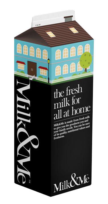 Milk & Me #packaging AM