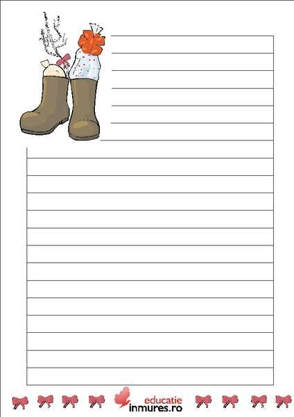 """O fetiță ne-a scris pe site, în pagina """"Scrisoare către Moș Nicolae"""" următoarele:   """"draga moș nicolae eu vreau de 6.12.2012 sa imi aduci kinder delice o jucarie de plus minnie mouse o papusa maria un suc teddy play si o papusa mos crăciun atat moș nicolae locuiesc in galati in micro 20 ma cheama roberta si sunt in clasa 1 a."""" Nu-i așa că v-a adus un zâmbet? :) — http://educatie.inmures.ro/scrisoare-catre-mos-nicolae.html#comment3877."""