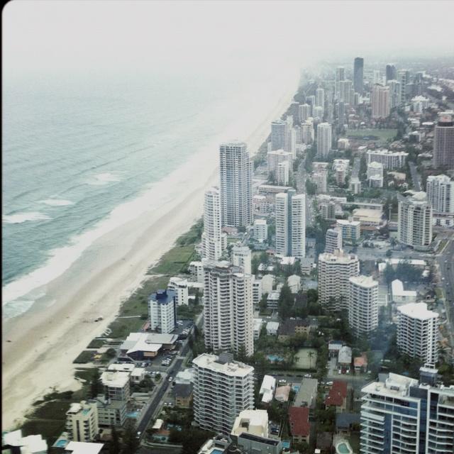Rainy Gold Coast day :(