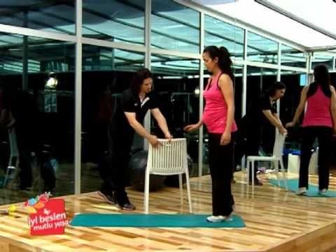 Hamilelik Döneminde Yapmanız Gereken En Yeni Hamile Egzersizleri / spors...