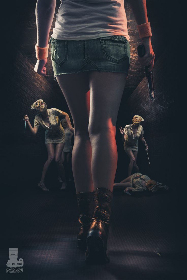 Silent Hill | Photo by truefd.deviantart.com