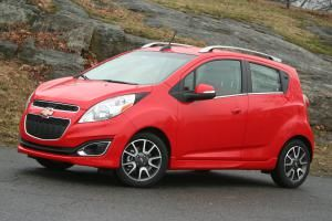 Cheapest Cars: The Least Expensive New Cars of 2015: Chevrolet Spark LS