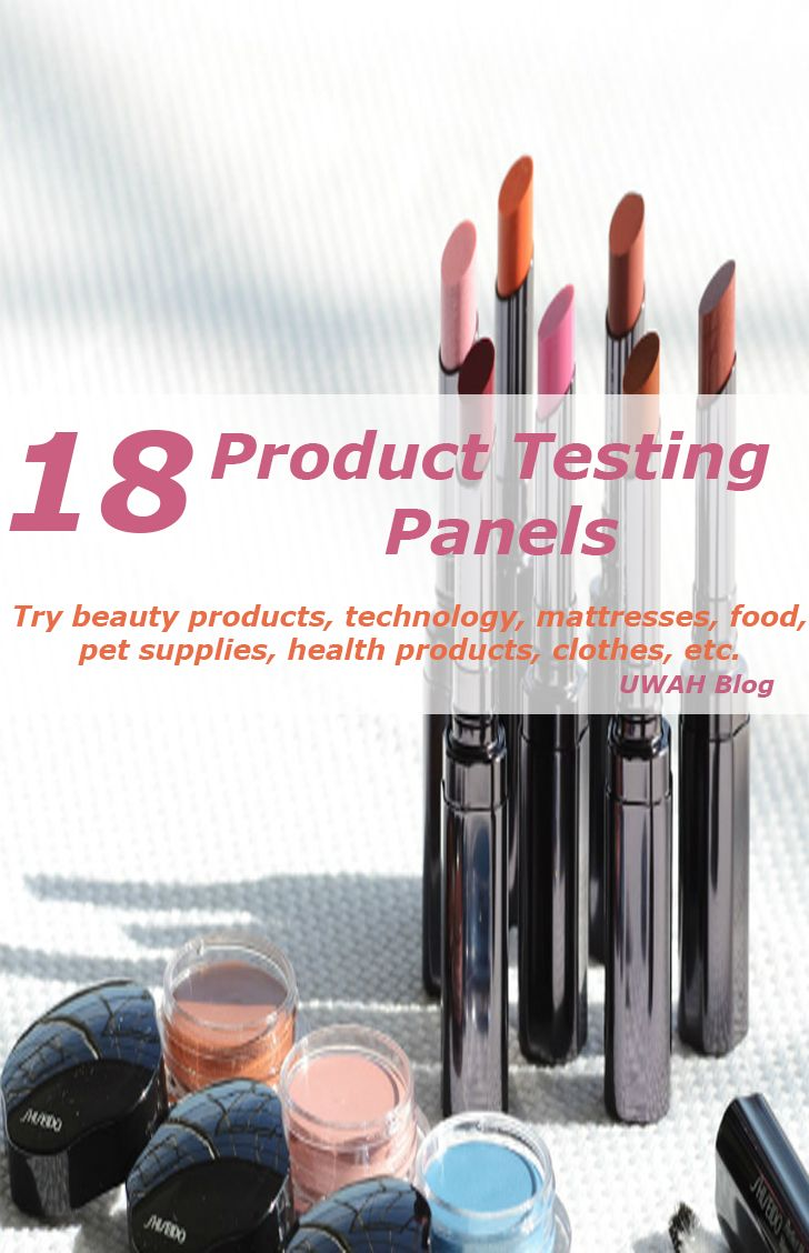 Like FREE Products? | Find out how to test some for free or even get paid to test products.