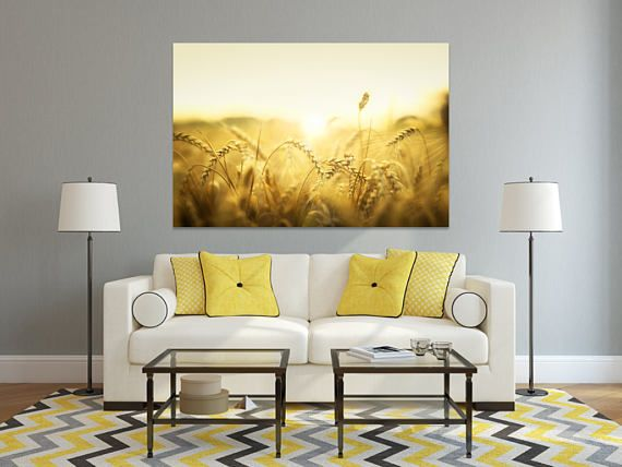 25 best Nature-inspired canvas prints, plants, flowers and other ...