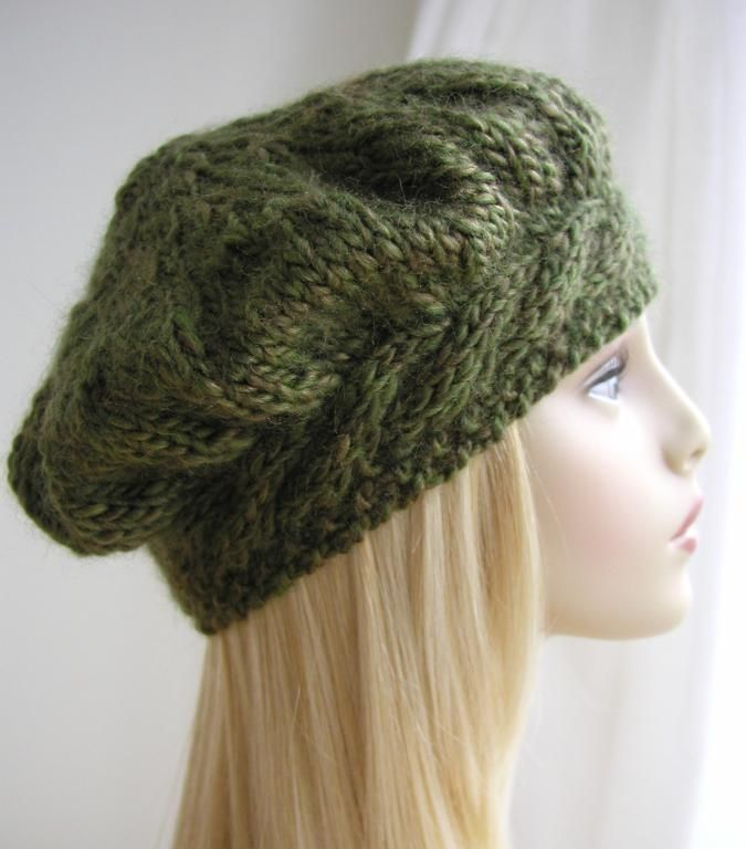Knitting Hat Patterns : Best images about knit hats ear warmers head bands