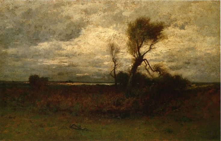 R. Swain Gifford  from artrenewal .org    I received a question some time ago about tonalism . The writer wanted to know  about the color us...