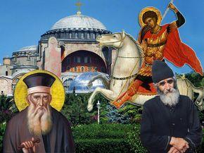 Σοκάρει ο Άγιος Κοσμάς ο Αιτωλός: Όταν έρθουν δύο καλοκαίρια και δύο Πασχαλιές μαζί!!…
