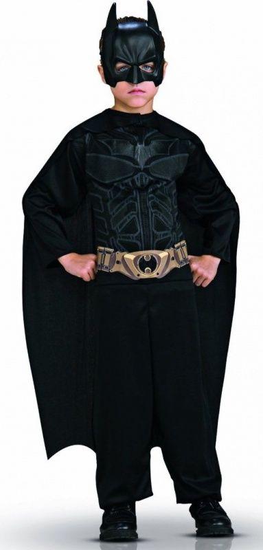 Kostium dziecięcy BATMAN Mroczny Rycerz Powstaje