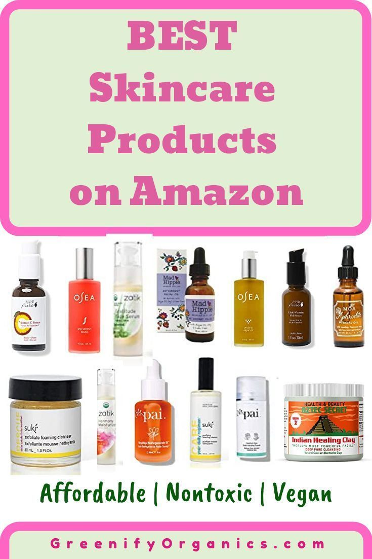 Pin On Natural Beauty Products Nontoxic Vegan In 2020 Best Skincare Products Nontoxic Beauty Natural Anti Aging Skin Care